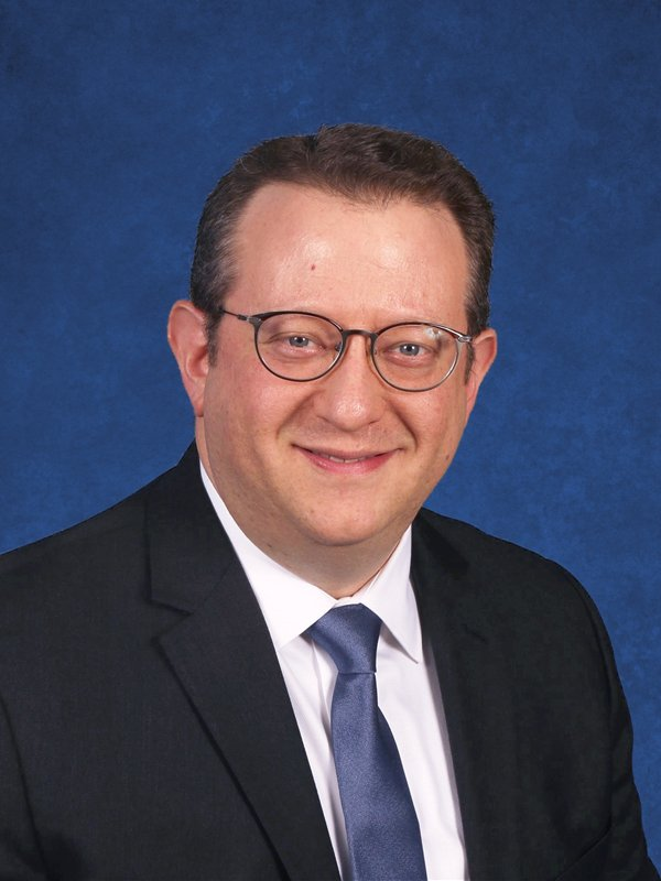 Rabbi Ari Perl Head Shot